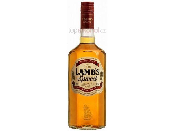Lamb´s Spiced Rum 0,7 l