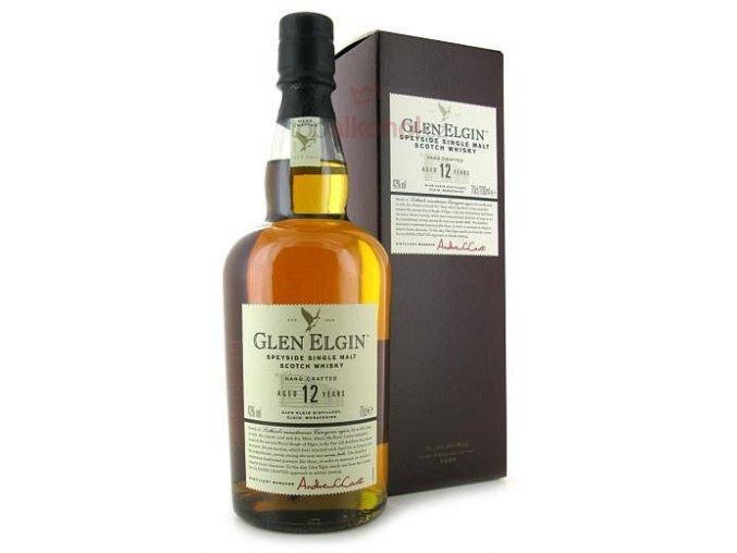 Glen Elgin 12 yo 0,7 l