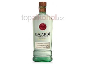 Bacardi Gran Reserva Maestro de Ron 1 l