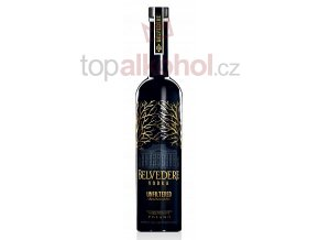 Belvedere Unfiltered Rare Diamond Rye 1,75l