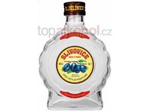 Slivovice Bílá Budík 0,2 l Rudolf Jelínek