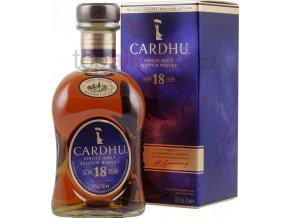 Cardhu 18 yo 0,7l