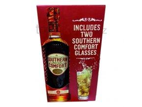 Southern Comfort 0,7l v dárkovém balení