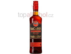 Bacardi Carta Fuego Red Spiced Rum 0,7l