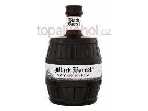 A. H. Riise Black Barrel 0,7l