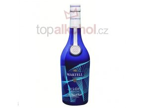 Martell VSOP La French Touch Limited Edition 0,7l