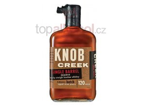 Knob Creek Single Barrel 0,75l