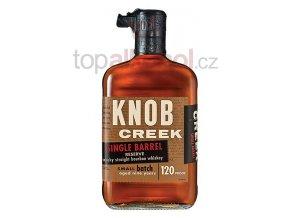 Knob Creek Single Barrel 0,75 l