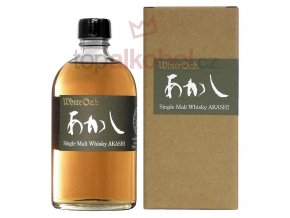 Akashi Oak Single Malt 0,5l