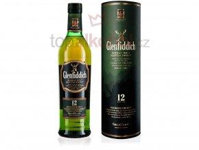 Glenfiddich 12 yo 0,5l