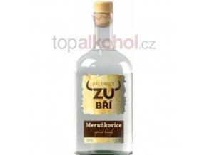 Meruňkovice Pálenice Zubří 0,5l