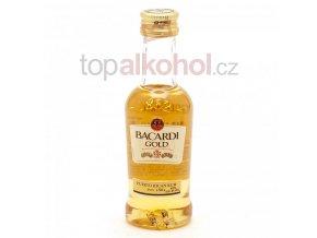 Bacardi Gold 0,05 l