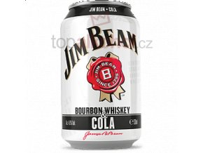 Jim Beam & Cola 0,33 l