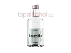 Borovička Žufánek 0,5l