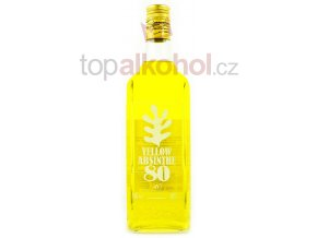 Absinth Yellow Antonio Nadal 0,7 l