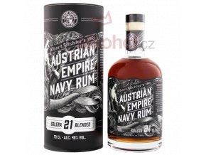 australian empire navy rum 21