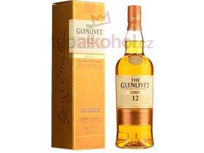 Glenlivet 12yo. first fill