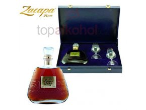 Zacapa XO Old Edition 0,7l + 2 x sklo
