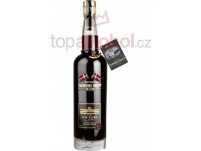 A. H. Riise Royal Danish Navy Strength Rum 55% 0,7 l