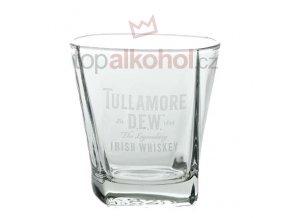 Tullamore logo sklenička