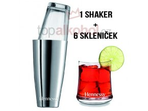 Hennessy mixology sada