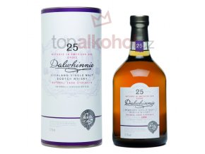 Dalwhinnie Natural Cask Strength 25 yo 0,7l