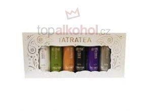 Tatratea Set 6 x 0,05l