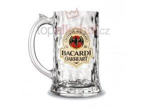 Bacardí logo sklenička
