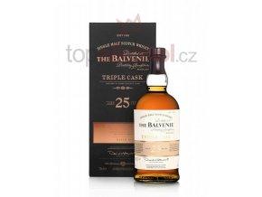 Balvenie 25 Years Old Triple Cask 0,7l