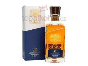 The Nikka 12 Year Old 0,7 l