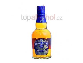 Chivas Regal 18 yo 0,2l