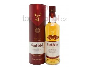 Glenfiddich Malt Master's Sherry Cask 43 % 0,7l