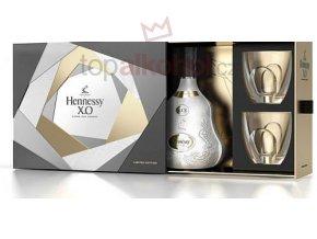 Hennessy XO 0,7l v dárkovém balení se skleničkou
