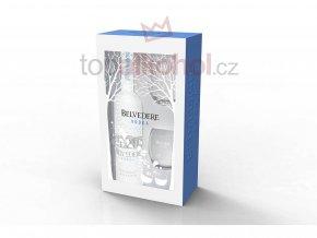 Belvedere vodka 0,7l v dárkovém balení