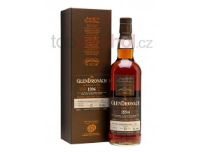 Glendronach 21yo single sherry