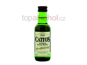 Catto´s whisky 0,05l