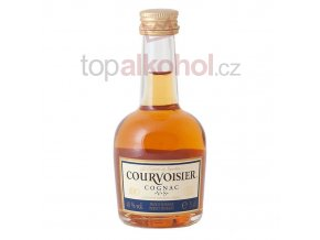 Courvoisier VS 40 % 0,05 l
