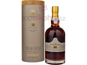 Graham's Port 40year old 0,7l