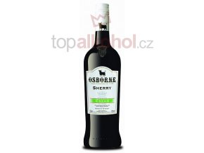 Osborne Sherry Cream Port 0,75l