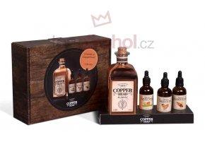 CopperHead gin 0,5l Alchimist's Blend Box