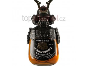 Nikka Gold and Gold Samurai 0,75l