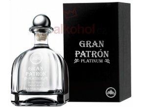 Gran Patron Platinum 0,7 l 40 %
