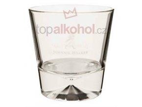 Johnnie Walker sklenička s logem