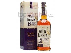Wild Turkey 13 yo Distillers Reserve 0,7l