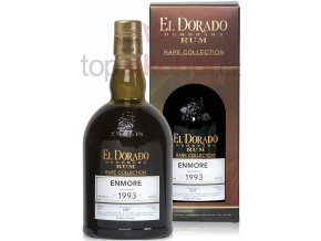 El Dorado Rum Enmore 1993 Rare Collection 0,7l