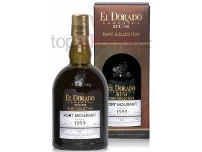 El Dorado Rum Port Mourant 1999 Rare Collection 0,7 l