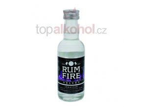 Rum Fire 63 % 0,05 l