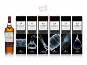 Macallan Makers Edition X- Ray 0,7 l