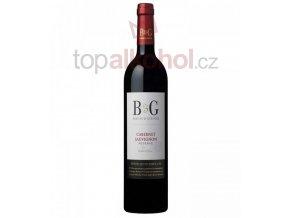 Barton & Guestier Cabernet Sauvignon Reserve 0,75 l 13 %