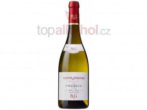 Chablis Chardonnay Barton&Gautier Saint Louis 0,75l